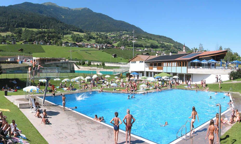 Entspannung und Sport in Feldthurns
