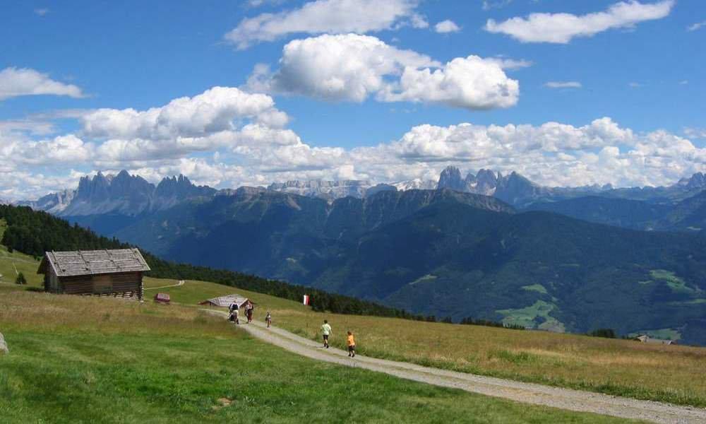 Wanderurlaub im Südtiroler Eisacktal