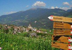 Wanderurlaub Eisacktal Südtirol 2