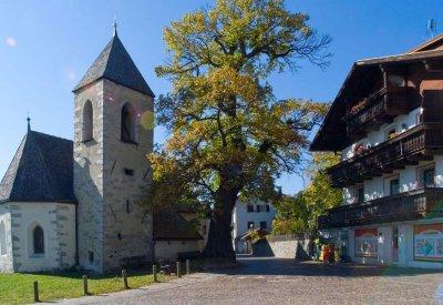 Herbst im Eisacktal - Kastanienweg 5