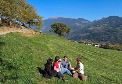 Wandern in Feldthurns
